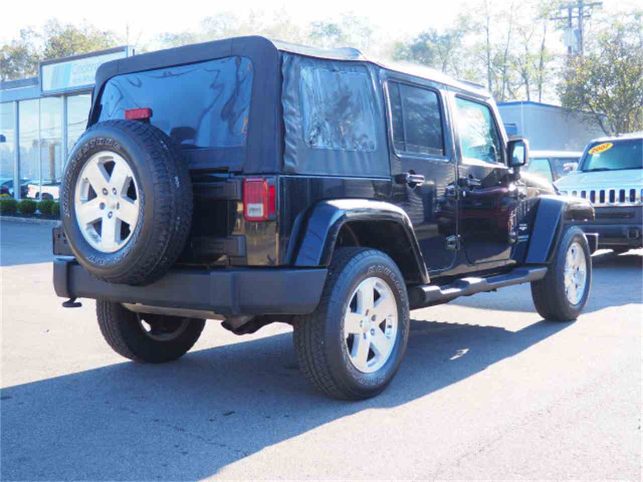 Large Picture of 2009 Jeep Wrangler located in Ohio - LWMR