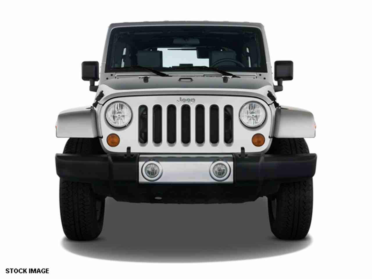 Large Picture of 2009 Jeep Wrangler - LWMR