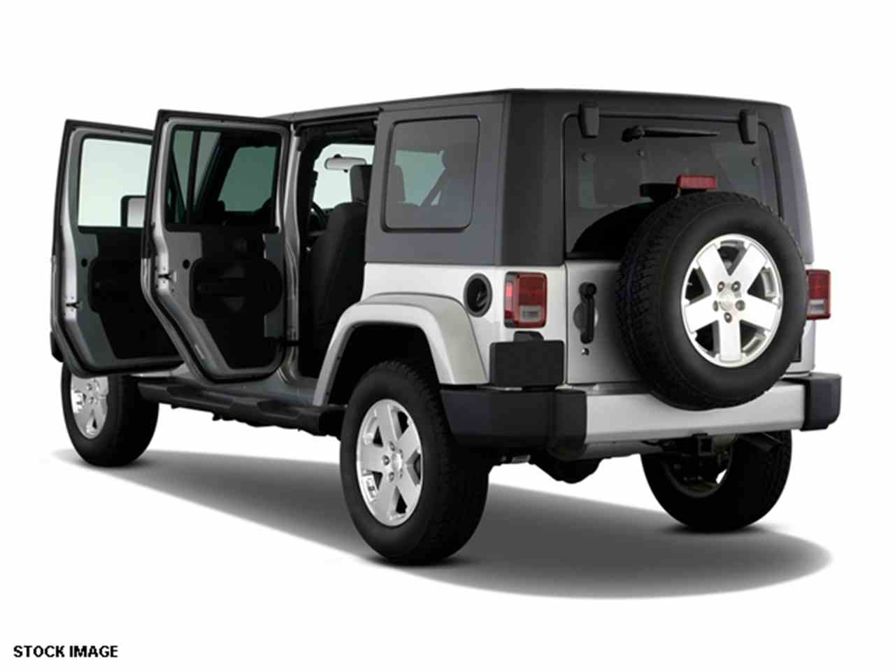 Large Picture of 2009 Wrangler located in Loveland Ohio - LWMR