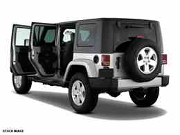Picture of '09 Wrangler located in Loveland Ohio Offered by Cincinnati Auto Wholesale - LWMR