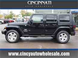 Picture of '09 Wrangler located in Loveland Ohio - $17,000.00 Offered by Cincinnati Auto Wholesale - LWMR