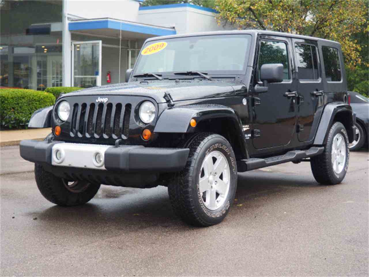 Large Picture of 2009 Jeep Wrangler located in Ohio Offered by Cincinnati Auto Wholesale - LWMR