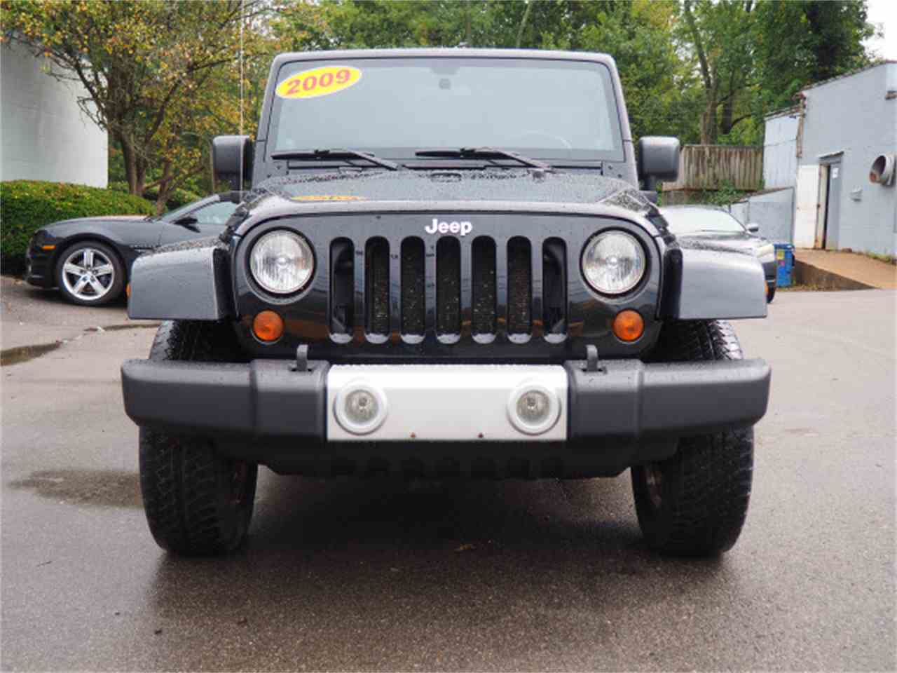 Large Picture of 2009 Jeep Wrangler - $17,000.00 - LWMR