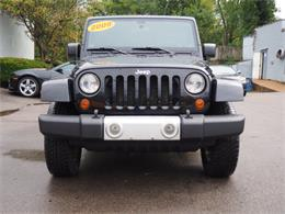Picture of '09 Wrangler - LWMR