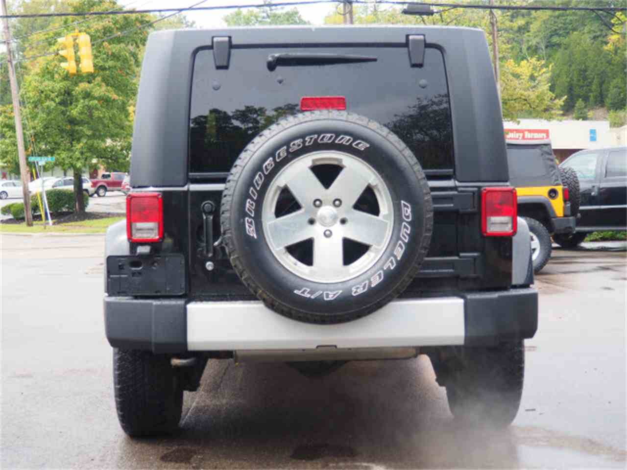 Large Picture of '09 Wrangler located in Loveland Ohio - $17,000.00 - LWMR