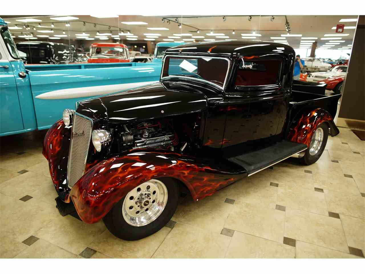 Large Picture of Classic 1936 International Pickup - LWN2