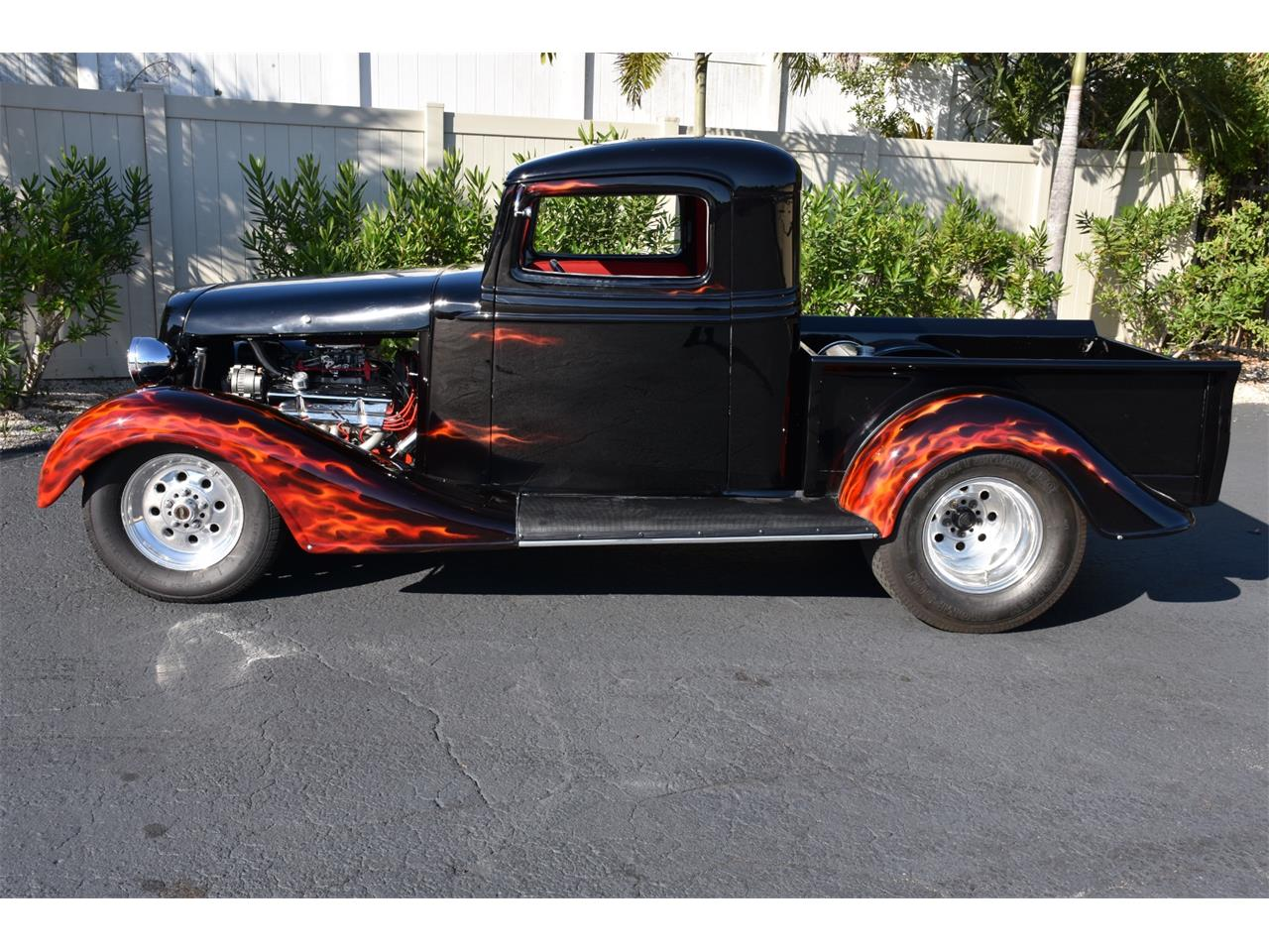 Large Picture of '36 Pickup - LWN2
