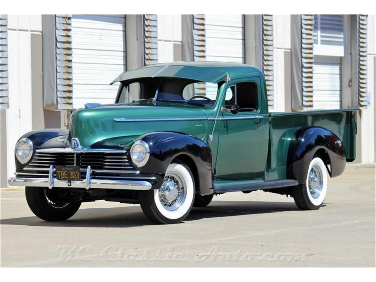 Large Picture of Classic 1946 Pickup Offered by KC Classic Auto - LWN5
