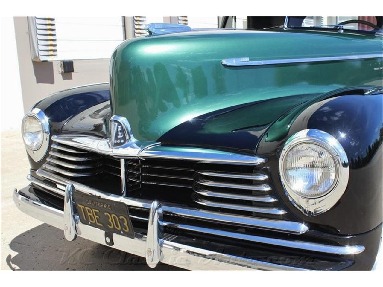 Large Picture of Classic '46 Hudson Pickup located in Kansas - $39,900.00 Offered by KC Classic Auto - LWN5
