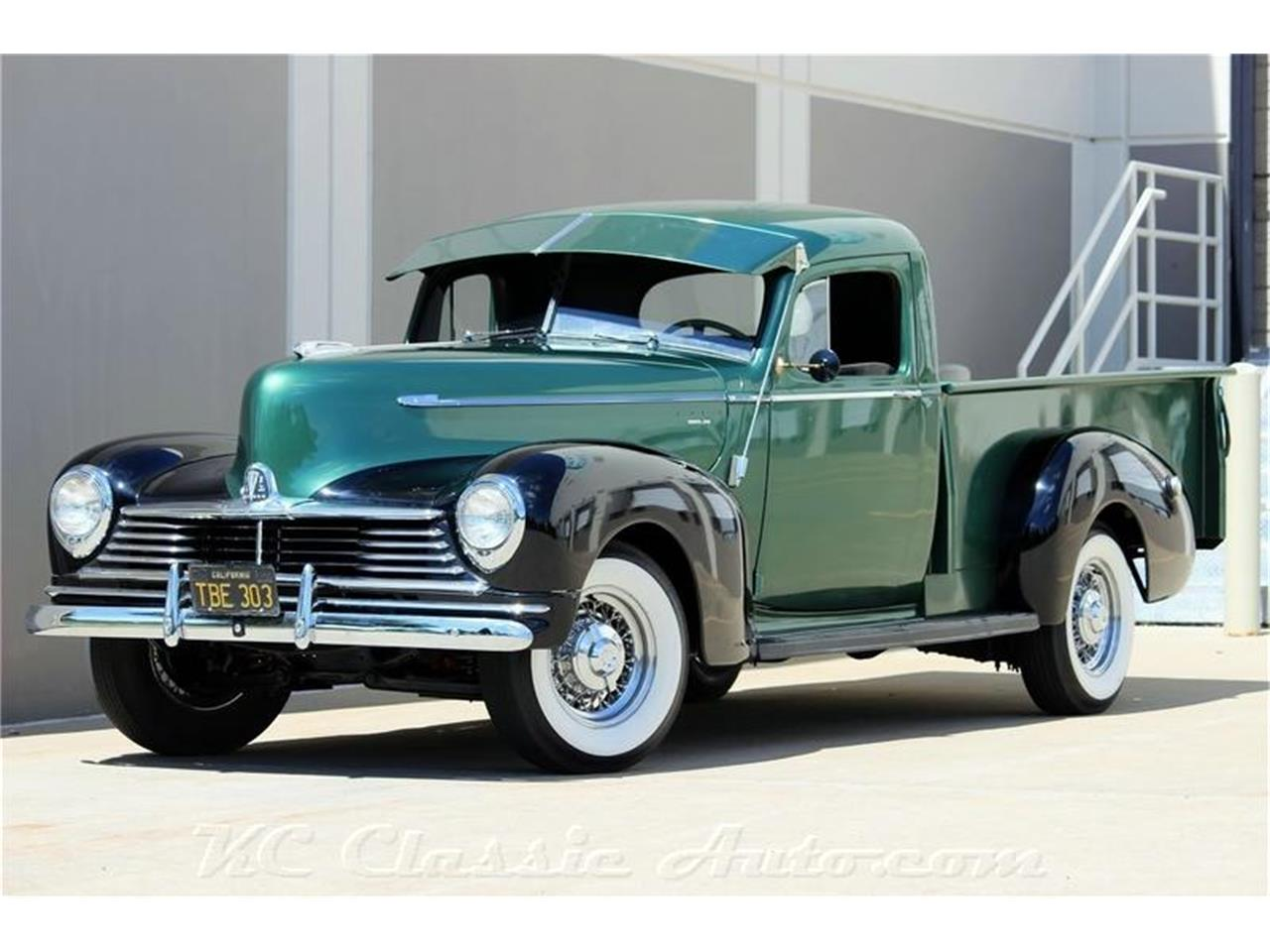Large Picture of Classic 1946 Pickup located in Lenexa Kansas - LWN5