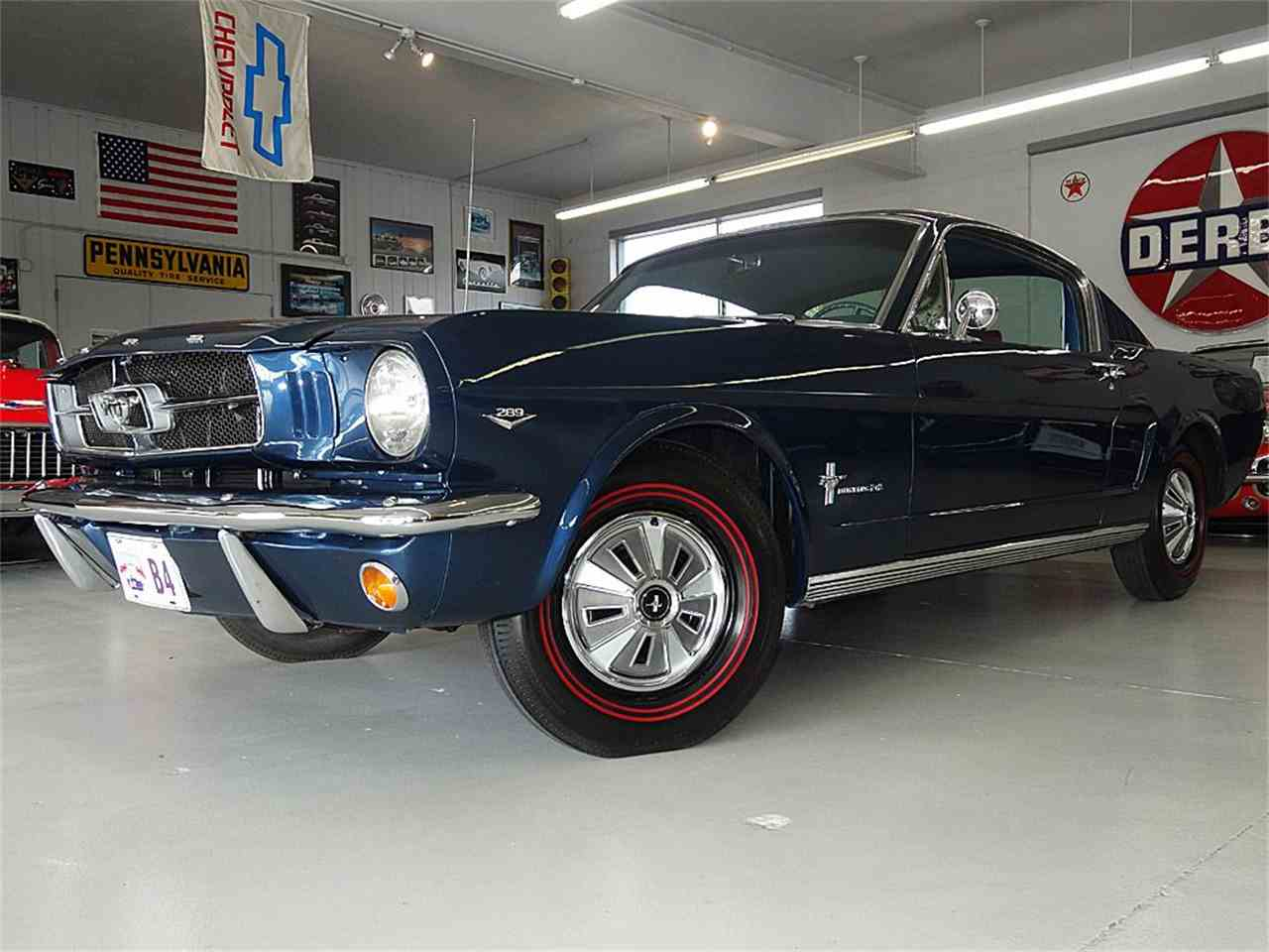 Large Picture of '65 Mustang - LWNB