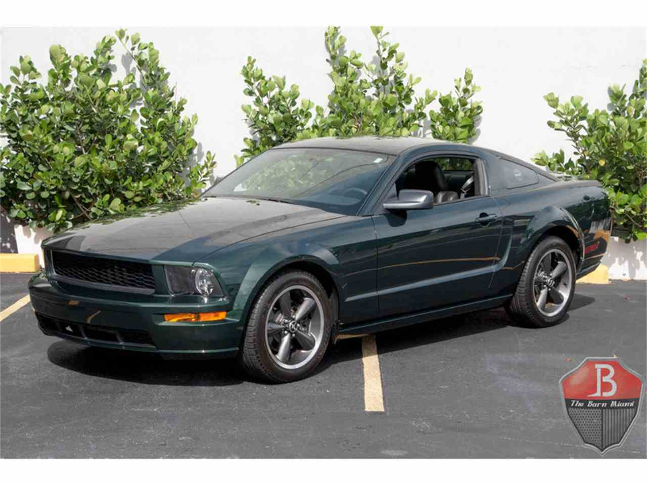 Large Picture of '08 Mustang GT - LWNE