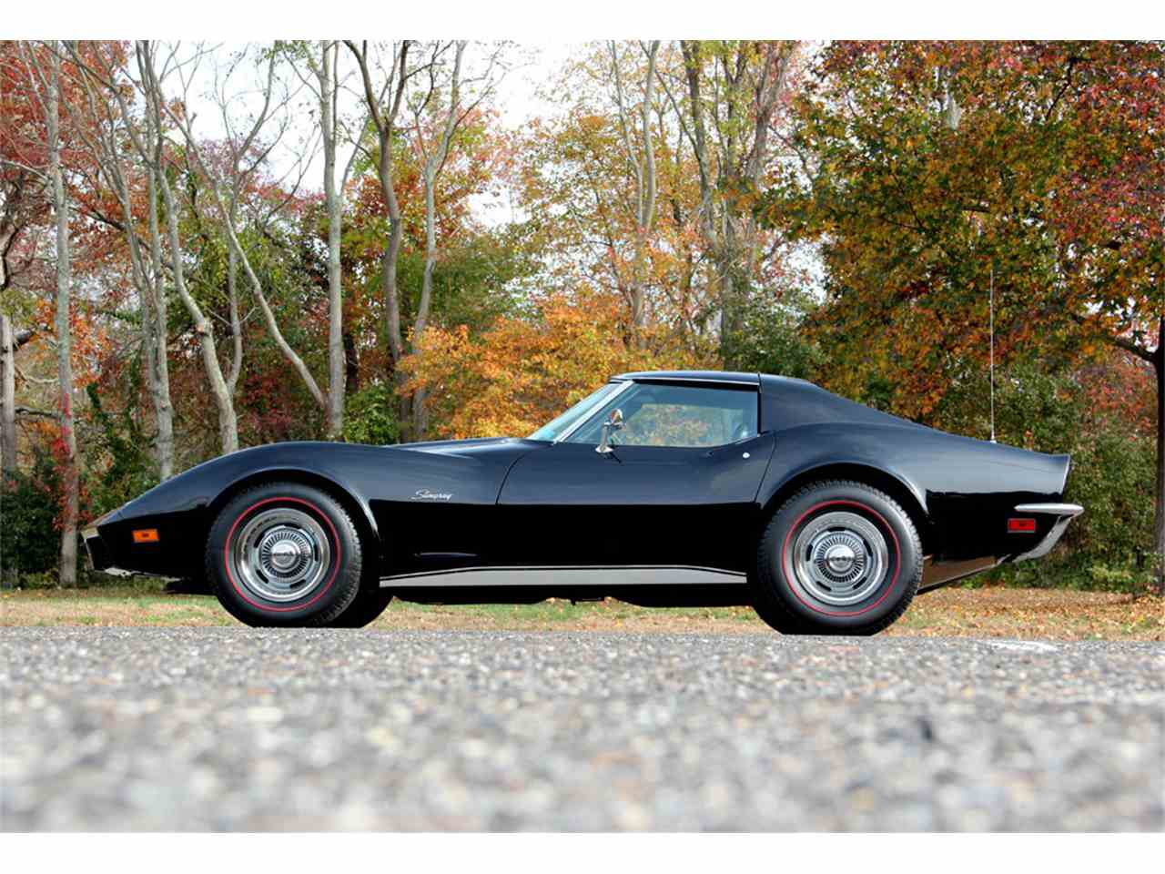 Large Picture of '73 Corvette - LV76
