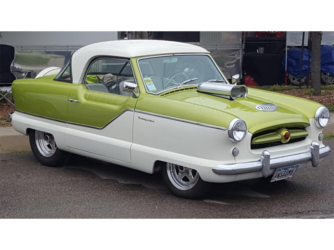 1955 Nash Metropolitan For Sale