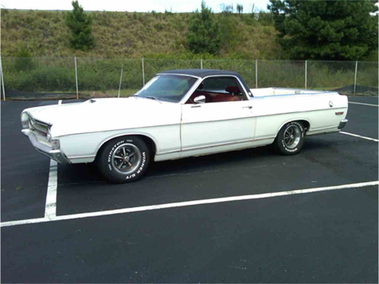 Large Picture of '69 Ranchero GT - LWOA
