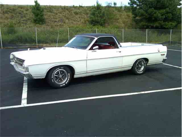 Picture of '69 Ranchero GT - LWOA