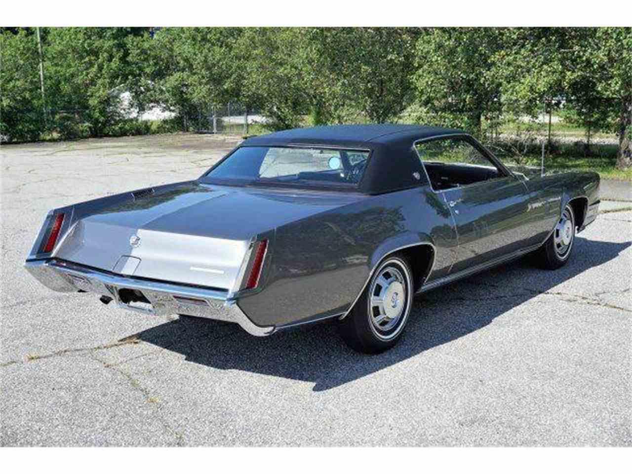 1967 Cadillac Eldorado for Sale | ClicCars.com | CC-1022133