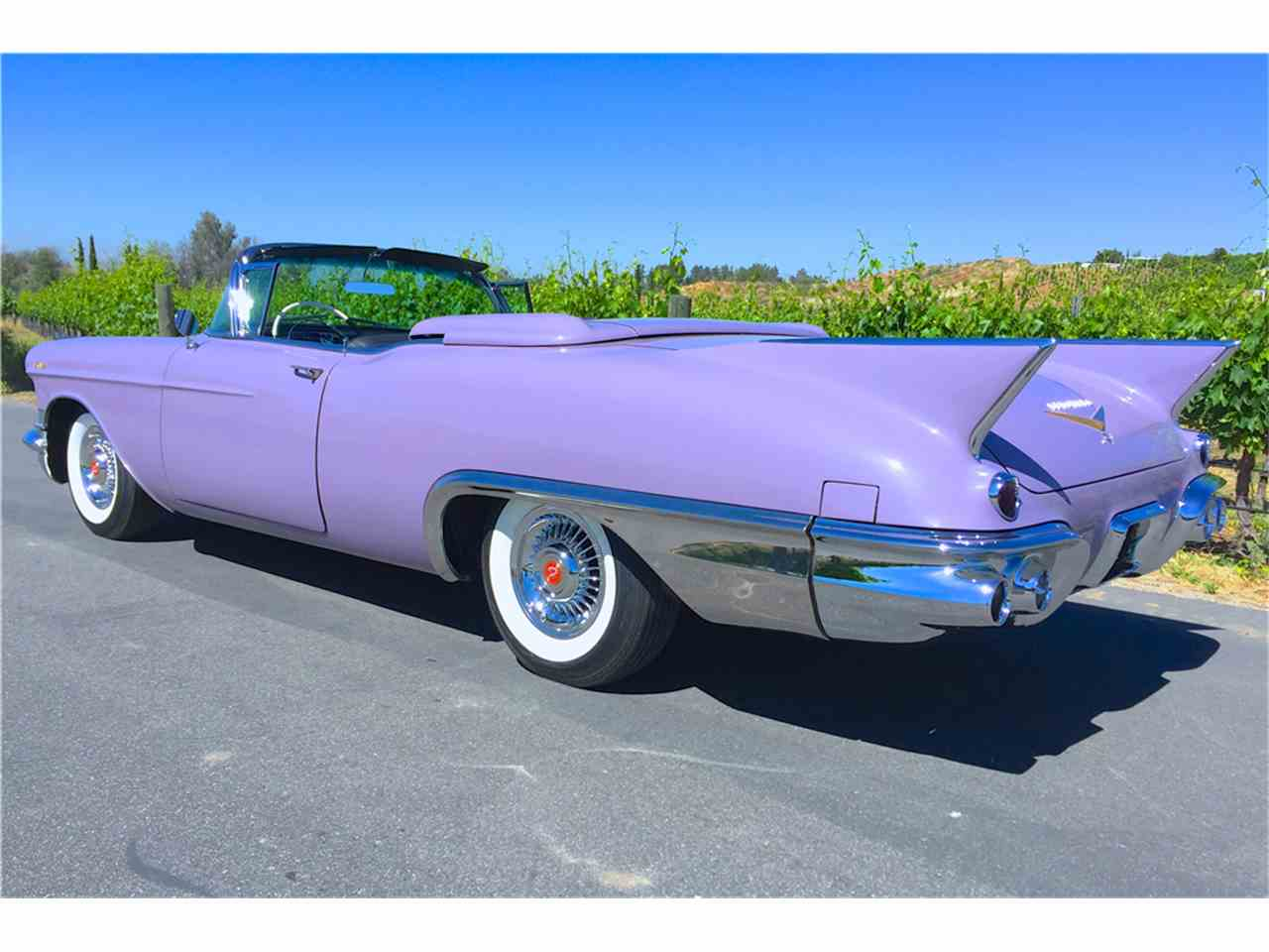 Large Picture of '57 Eldorado Biarritz - LWOQ