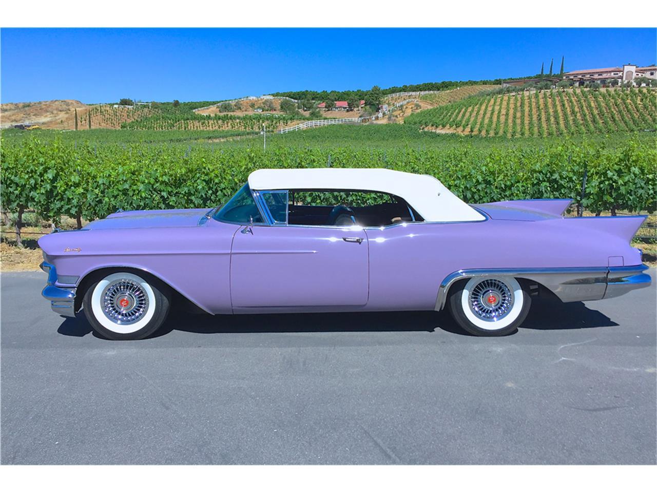 Large Picture of '57 Eldorado Biarritz - LWOQ