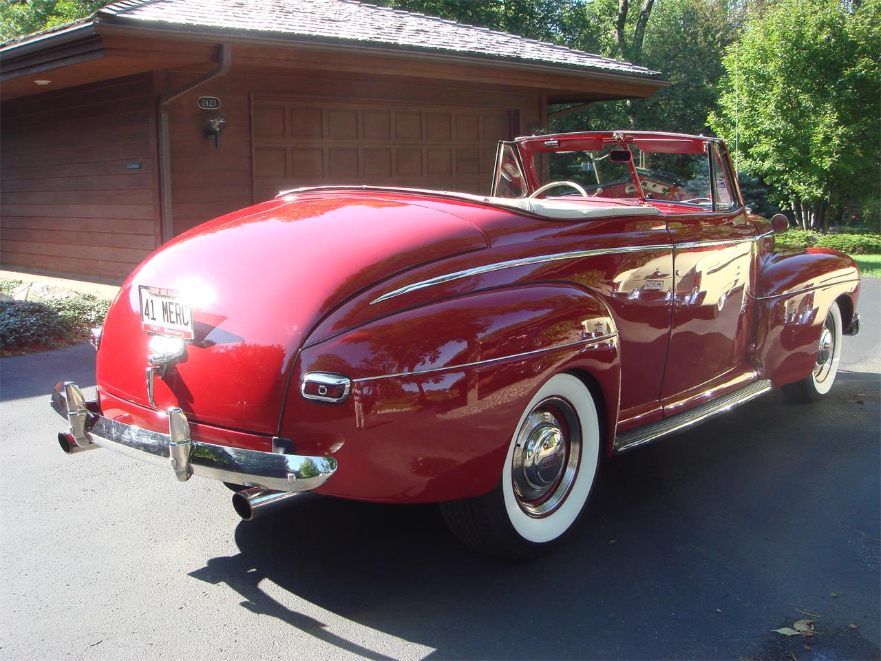 Large Picture of 1941 Convertible - LV7A