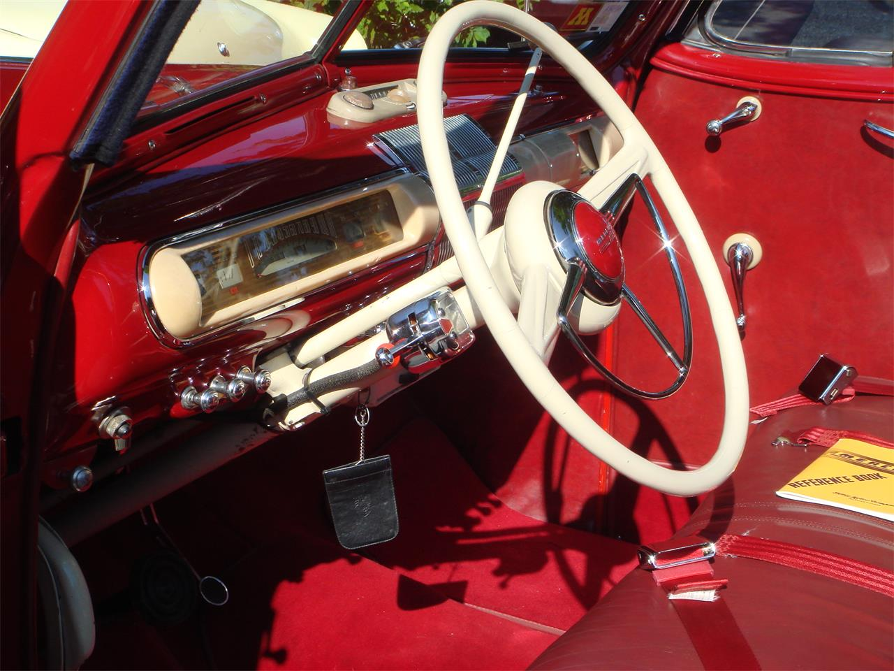 Large Picture of Classic '41 Mercury Convertible located in Minnetonka Minnesota Offered by a Private Seller - LV7A