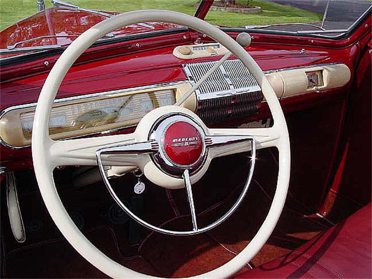 Large Picture of 1941 Mercury Convertible Offered by a Private Seller - LV7A