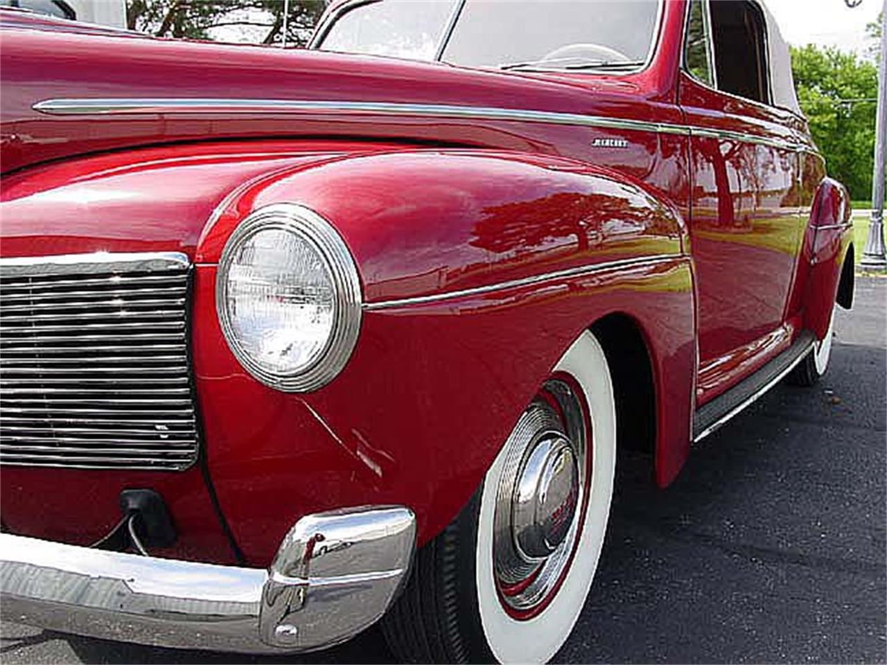 Large Picture of Classic '41 Mercury Convertible located in Minnesota - $65,000.00 - LV7A
