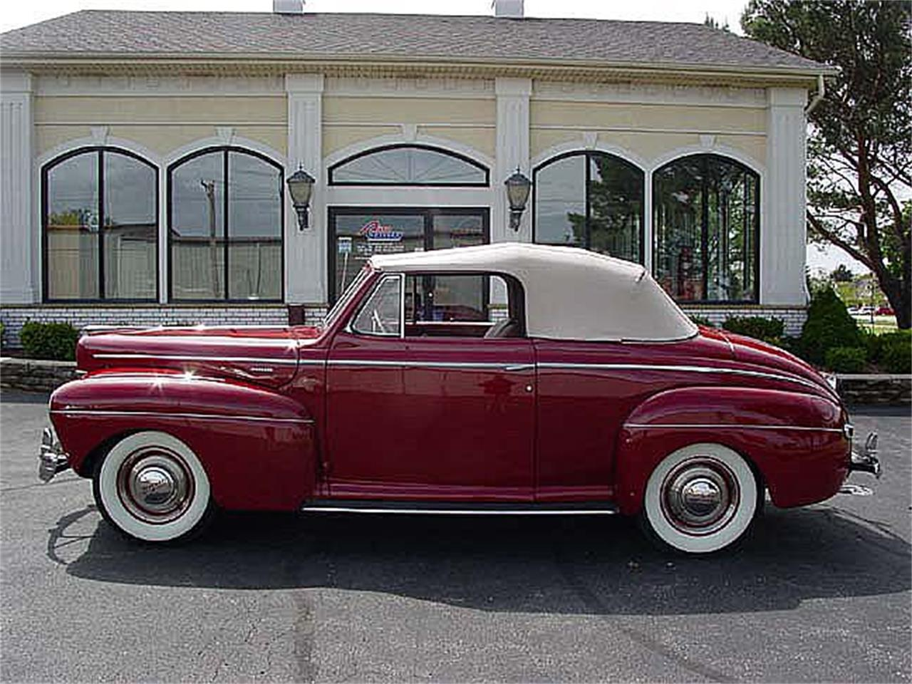 Large Picture of '41 Convertible located in Minnetonka Minnesota - $65,000.00 Offered by a Private Seller - LV7A