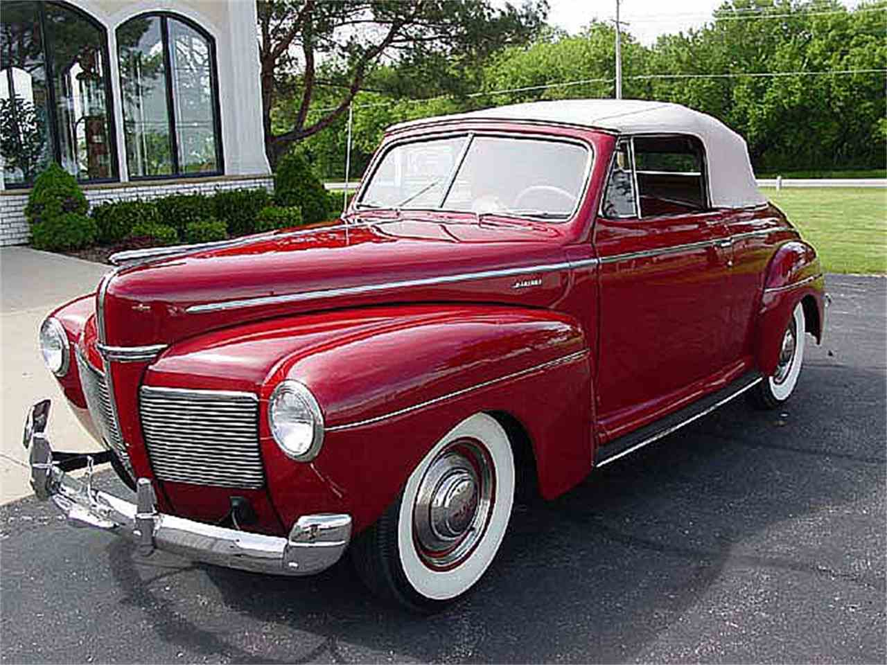 1941 Mercury Convertible for Sale | ClassicCars.com | CC-1020214