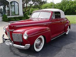 Picture of Classic '41 Convertible located in Minnesota - $65,000.00 - LV7A