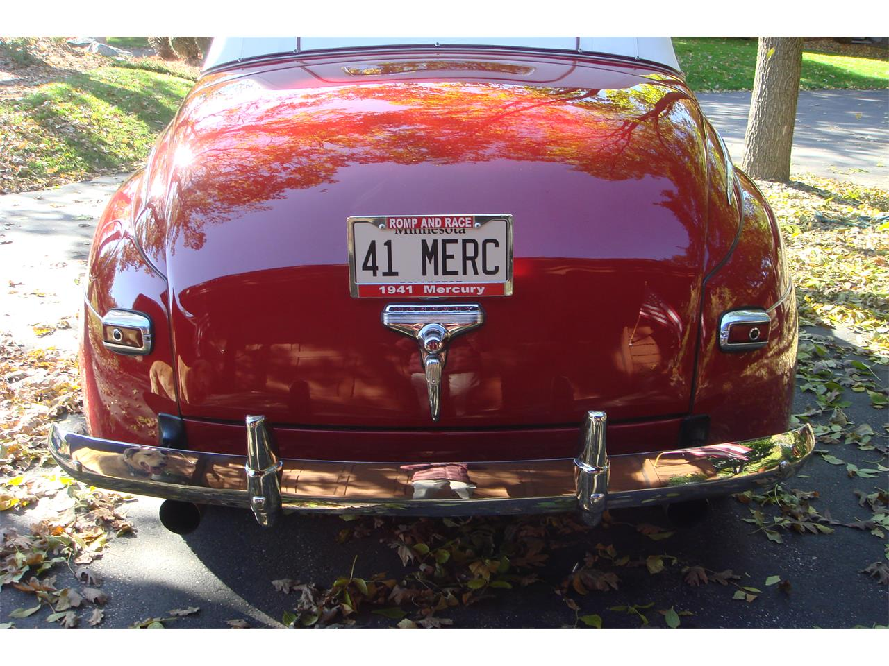 Large Picture of Classic 1941 Mercury Convertible located in Minnesota - LV7A