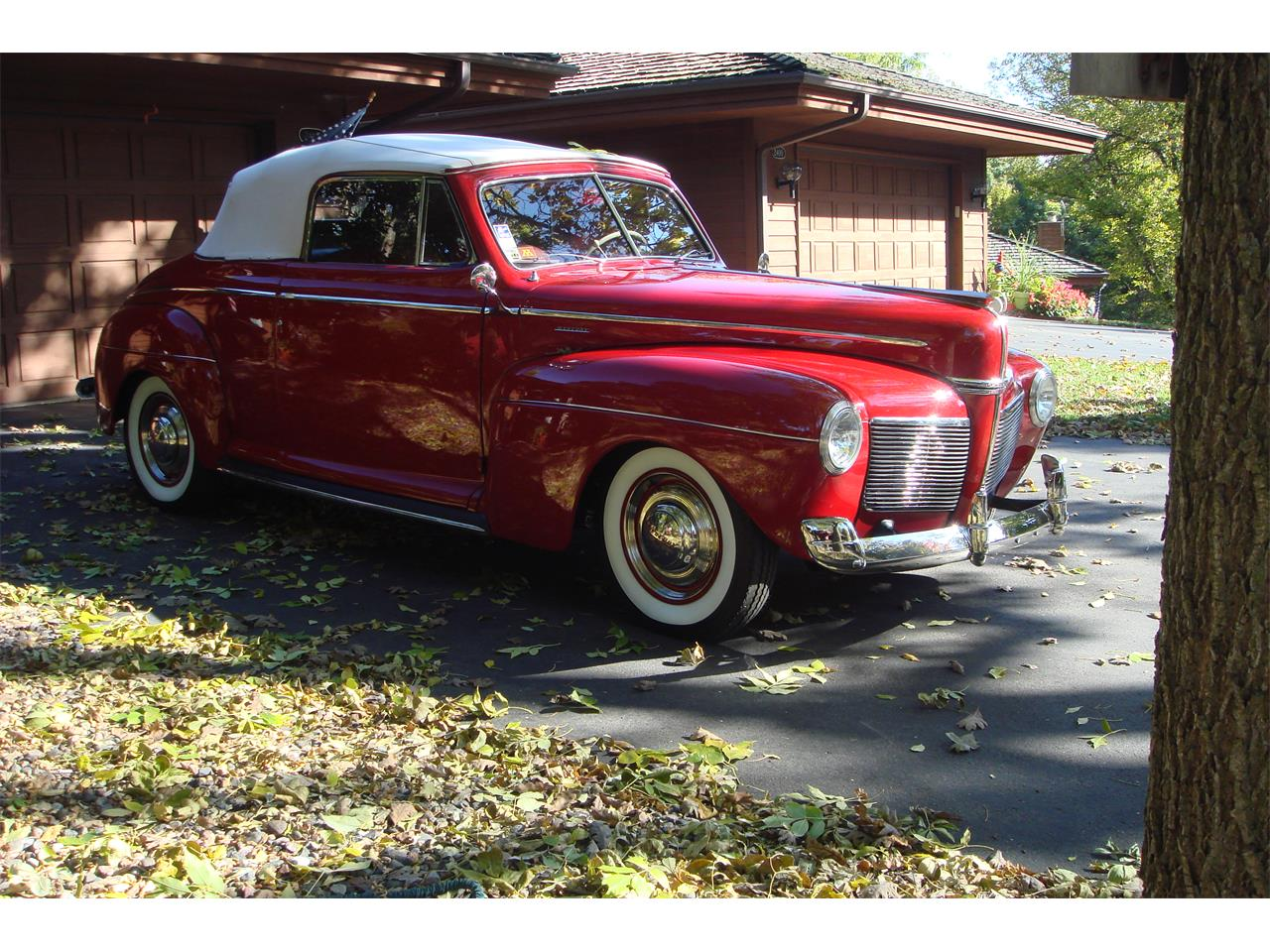 Large Picture of Classic '41 Convertible located in Minnesota - $65,000.00 Offered by a Private Seller - LV7A