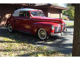 Picture of Classic 1941 Mercury Convertible located in Minnesota - $65,000.00 - LV7A
