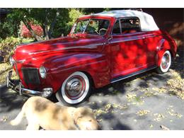 Picture of 1941 Mercury Convertible Offered by a Private Seller - LV7A
