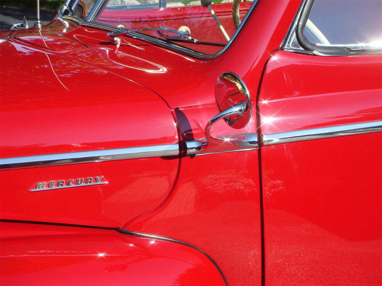 Large Picture of '41 Mercury Convertible Offered by a Private Seller - LV7A