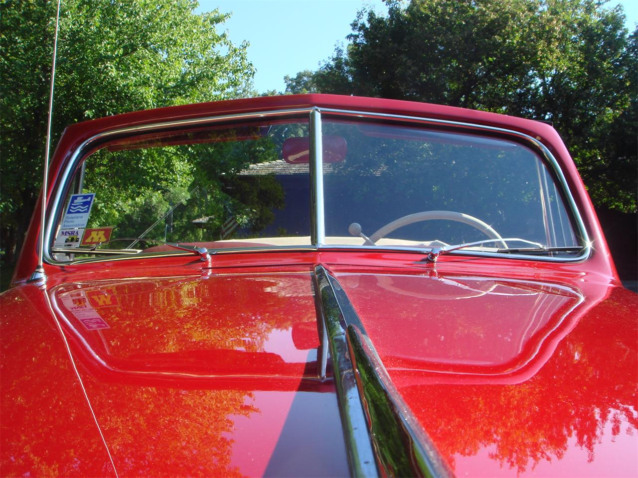 Large Picture of Classic '41 Mercury Convertible - $65,000.00 - LV7A