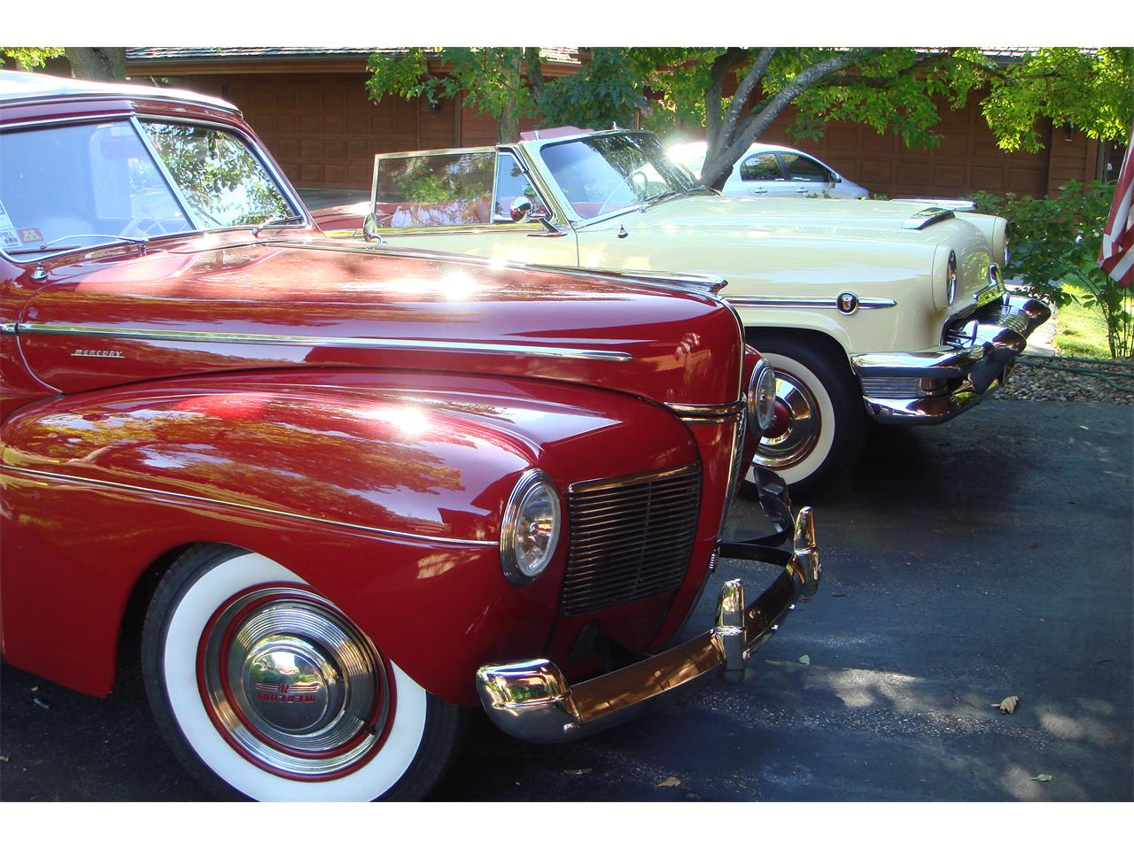 Large Picture of Classic '41 Mercury Convertible located in Minnesota Offered by a Private Seller - LV7A
