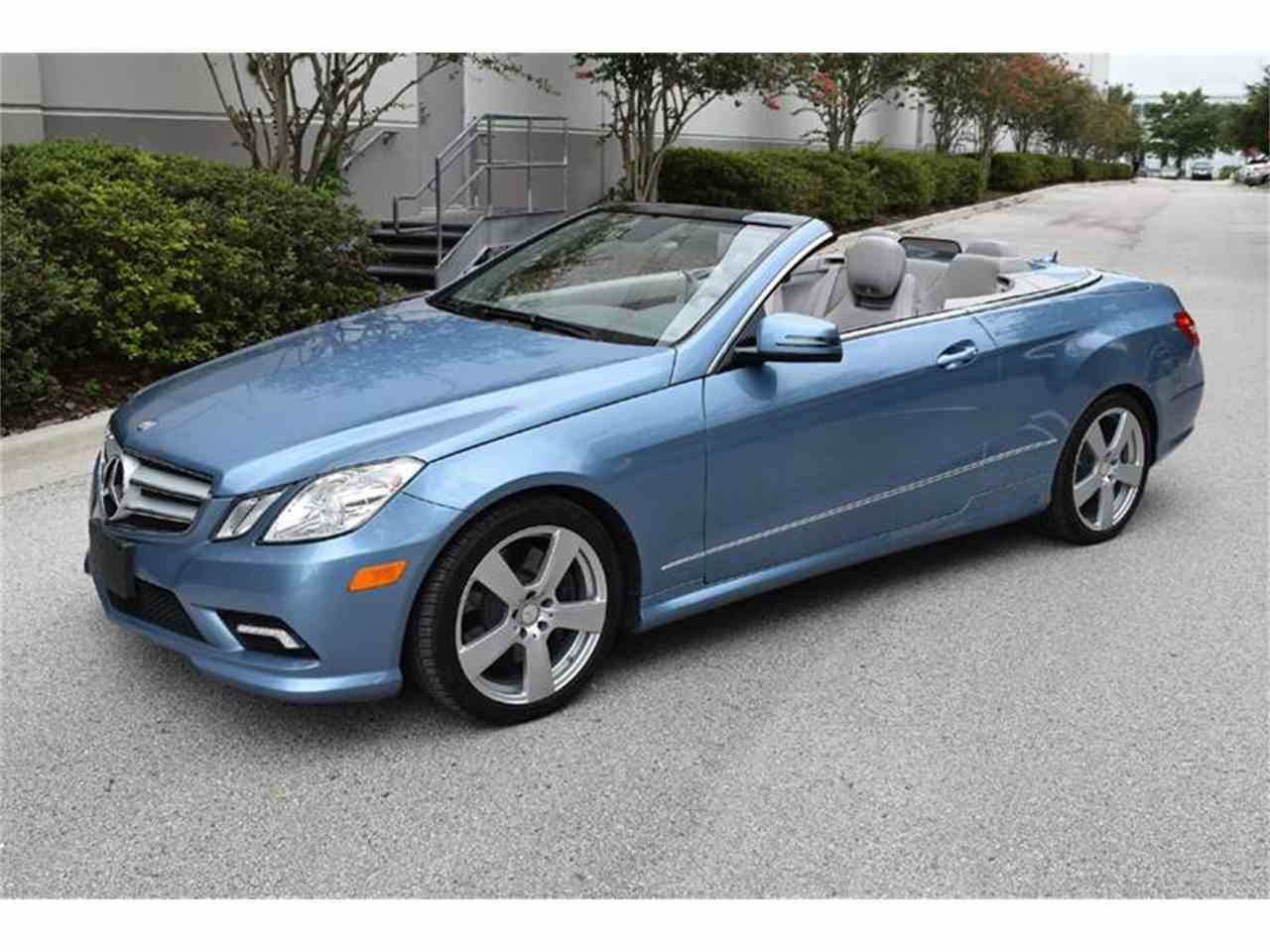 Large Picture of 2011 E-Class Offered by Orlando Classic Cars - LWP3