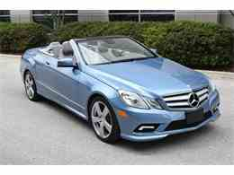 Picture of 2011 E-Class located in Orlando Florida - LWP3