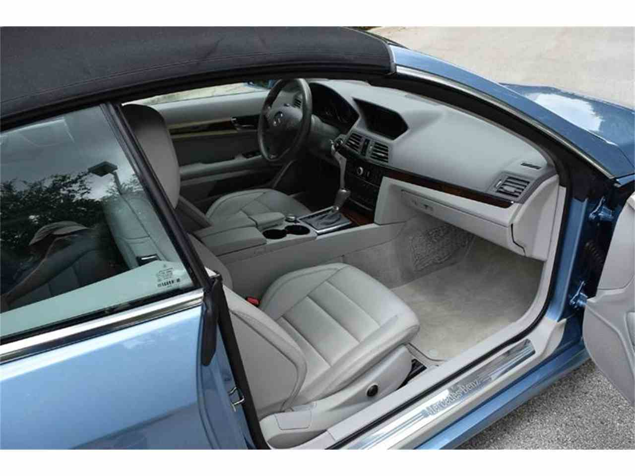 Large Picture of 2011 Mercedes-Benz E-Class - $31,900.00 Offered by Orlando Classic Cars - LWP3