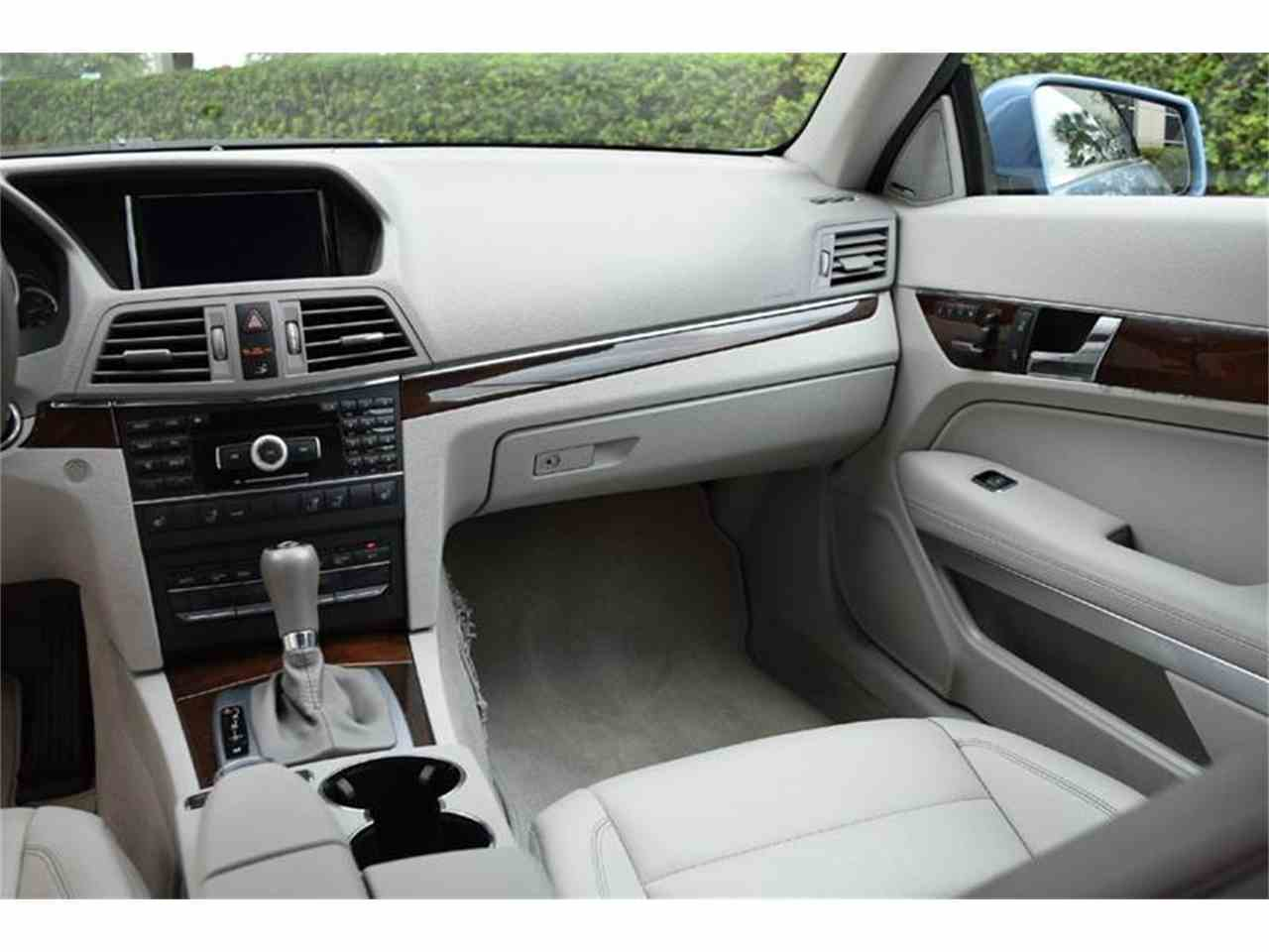 Large Picture of '11 E-Class located in Florida - $31,900.00 Offered by Orlando Classic Cars - LWP3