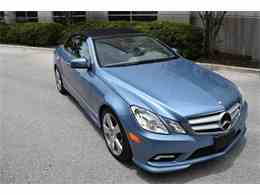 Picture of 2011 E-Class located in Florida Offered by Orlando Classic Cars - LWP3