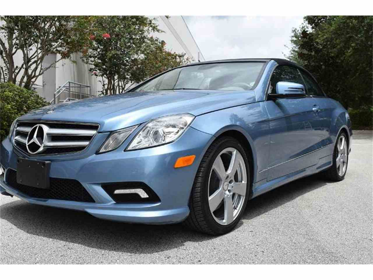 Large Picture of '11 E-Class - $31,900.00 - LWP3