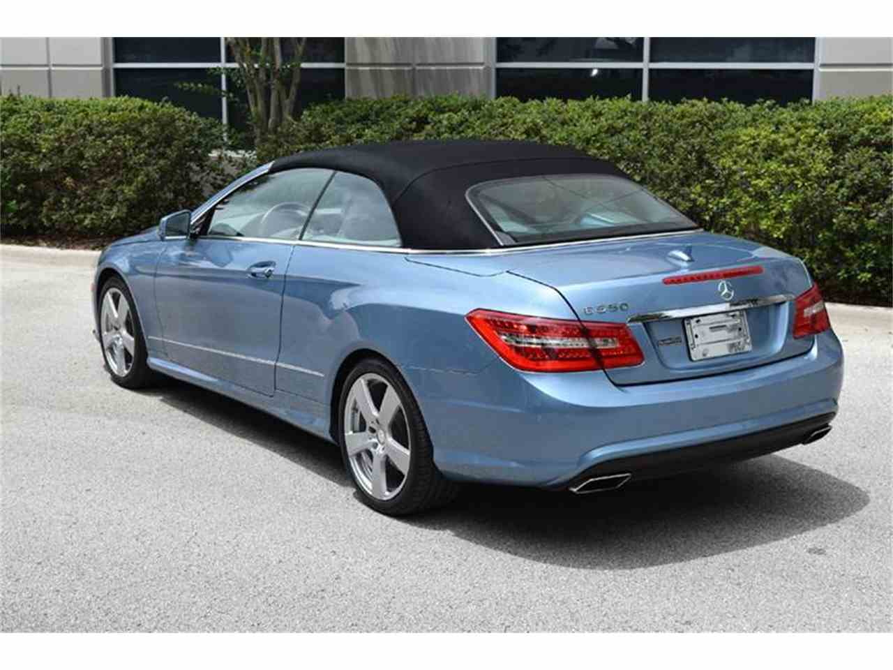 Large Picture of 2011 Mercedes-Benz E-Class located in Orlando Florida - LWP3
