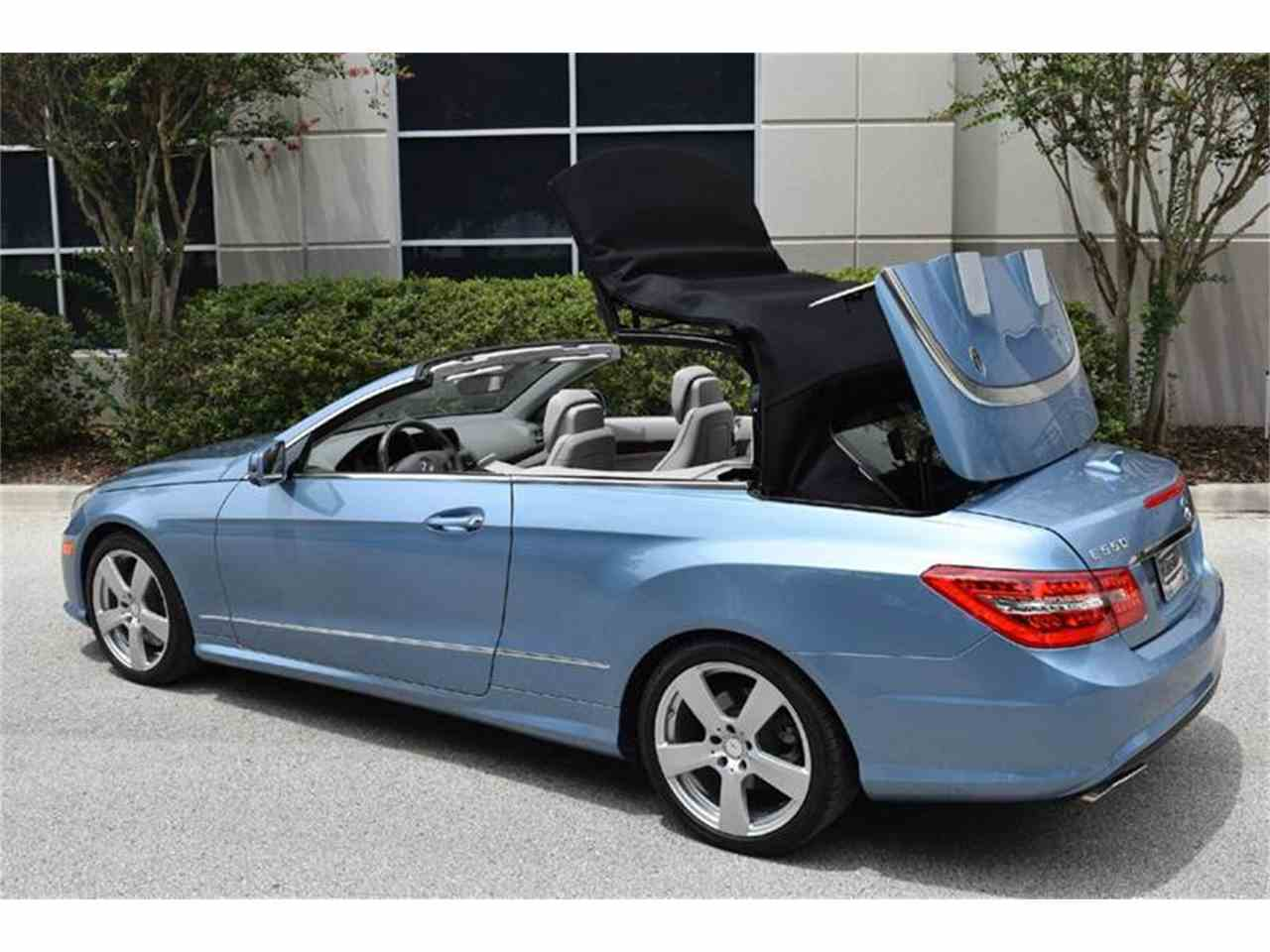 Large Picture of '11 E-Class located in Orlando Florida - $31,900.00 - LWP3