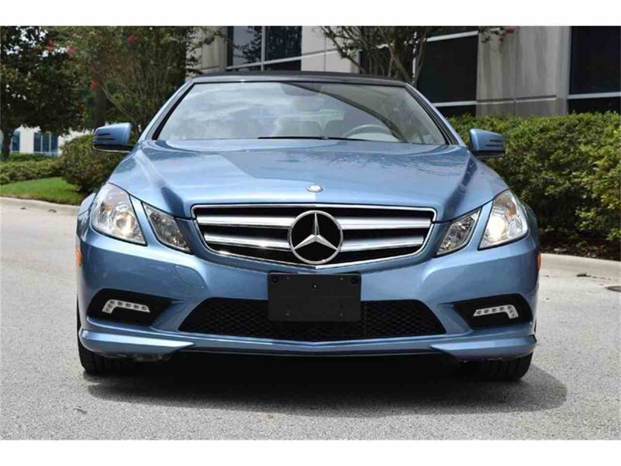 Large Picture of 2011 Mercedes-Benz E-Class Offered by Orlando Classic Cars - LWP3