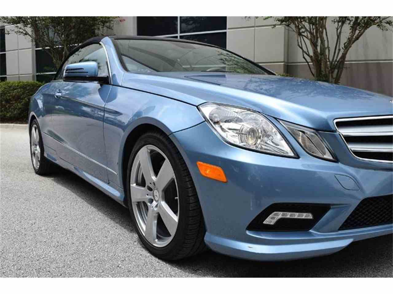 Large Picture of '11 Mercedes-Benz E-Class located in Orlando Florida Offered by Orlando Classic Cars - LWP3