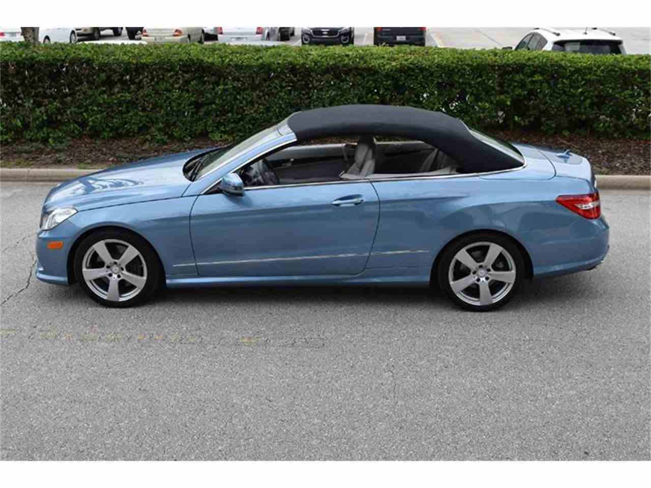 Large Picture of '11 E-Class located in Orlando Florida Offered by Orlando Classic Cars - LWP3
