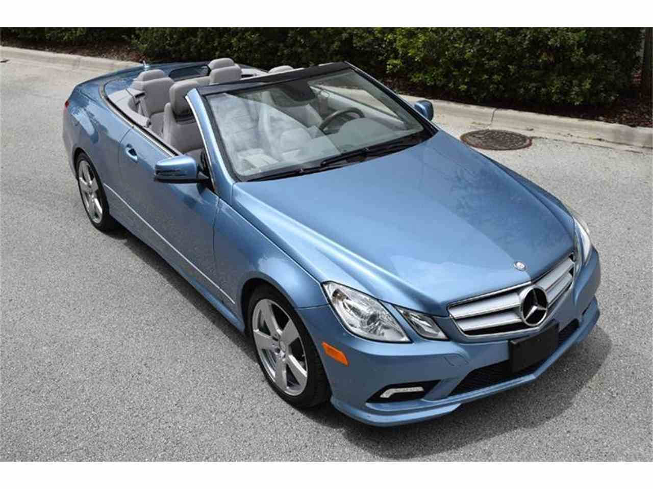 Large Picture of '11 Mercedes-Benz E-Class - $31,900.00 Offered by Orlando Classic Cars - LWP3