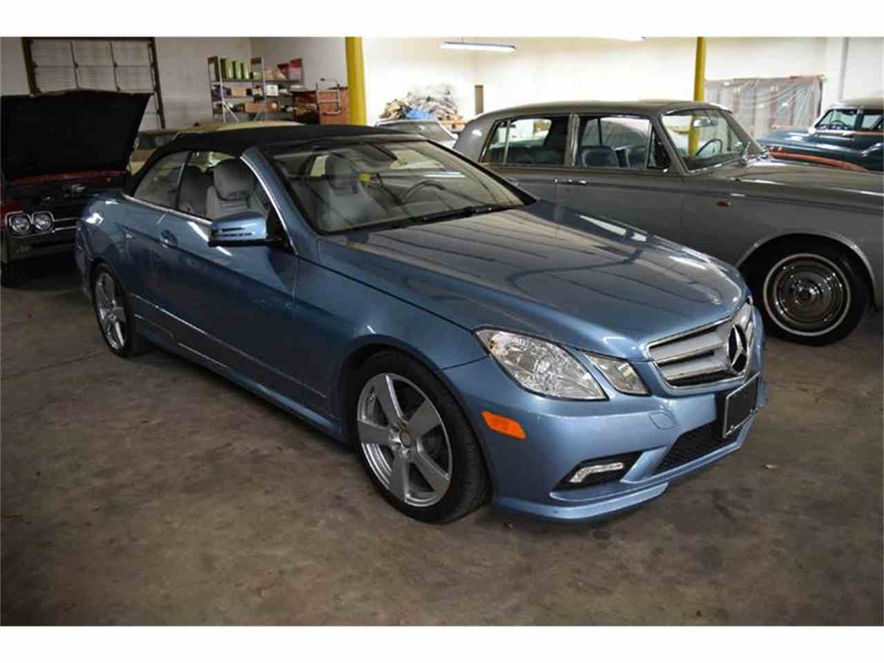 Large Picture of 2011 Mercedes-Benz E-Class located in Florida - $31,900.00 - LWP3